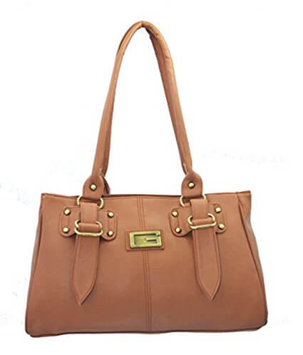 Lady Queen Tan Shoulder Bag LD - 159