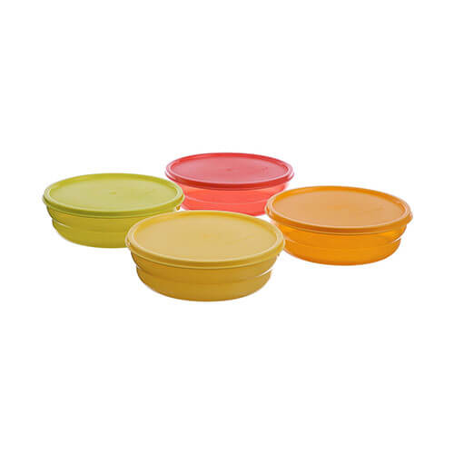 Tupperware Ezy Bowl Set, 500ml, Set of 4