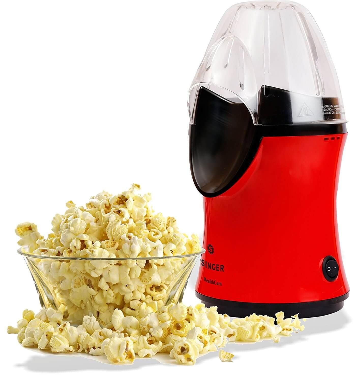 Singer HealthCorn Popcorn maker