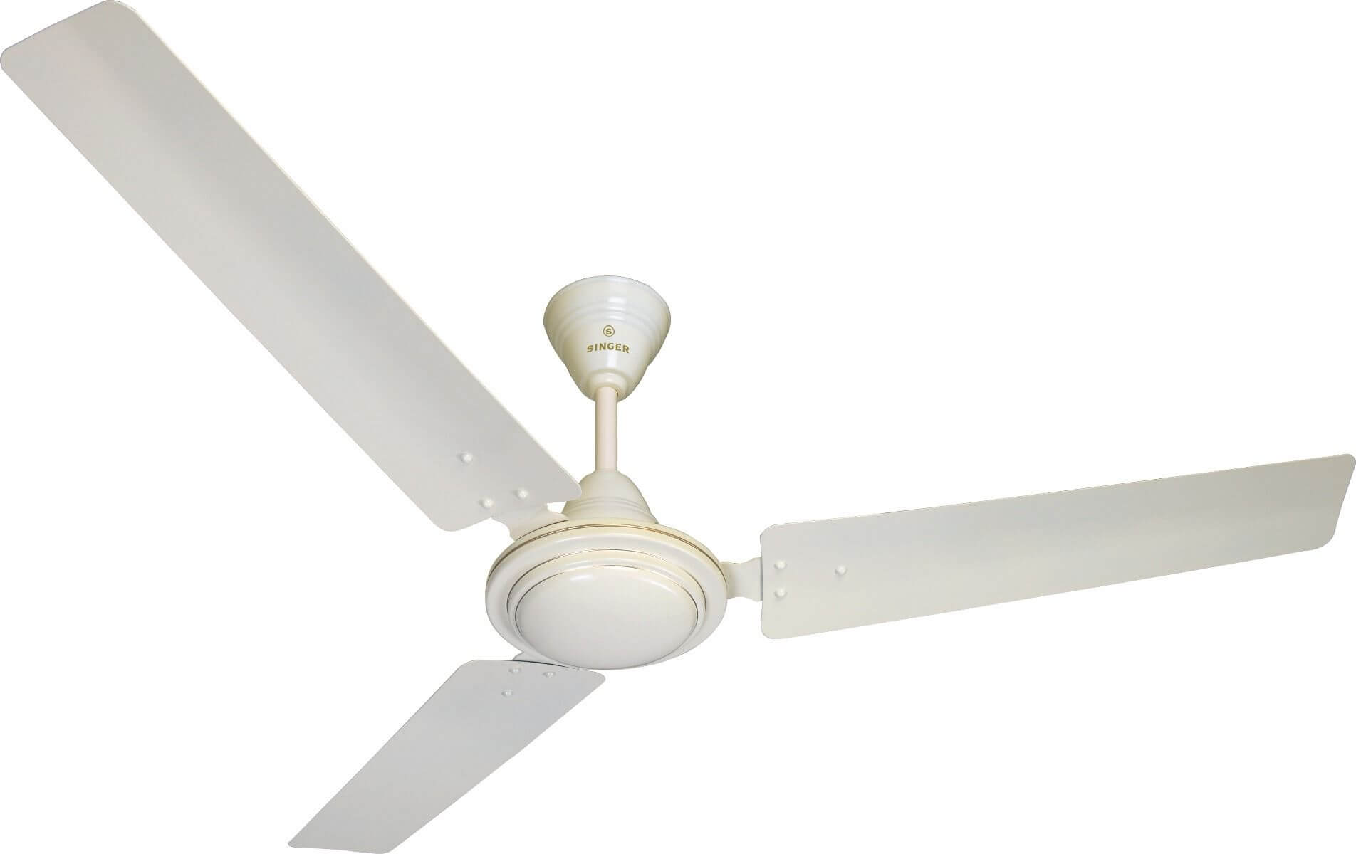 Singer Aerostar Efficient Ceiling Fan Ivory