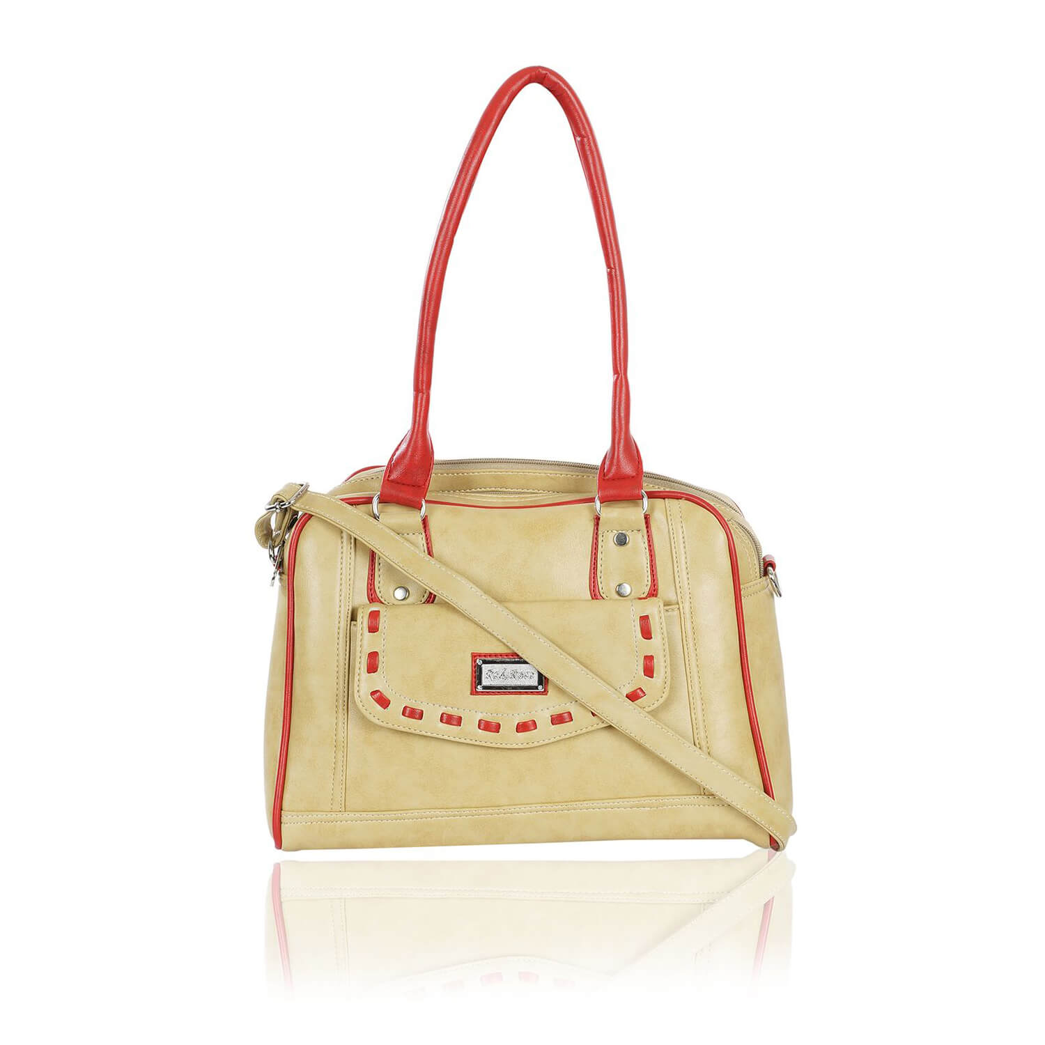 Right Choice RCH279 aesthetic ,artistic Yellow handbags