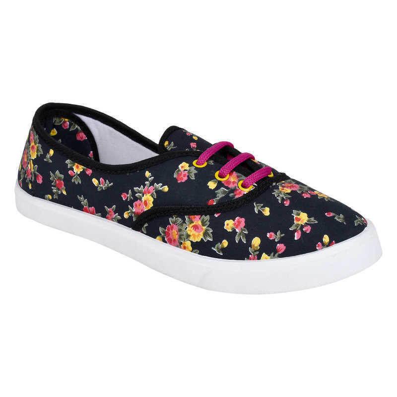 Sporter Brand  Canvas Pvc Women Casual Shoes