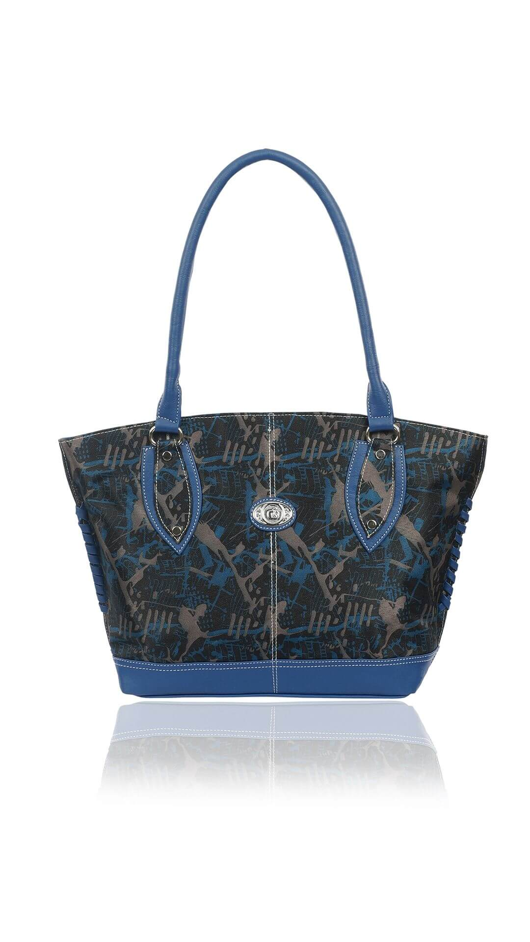 Right Choice RCH266 fashionable, elegant Blue handbags