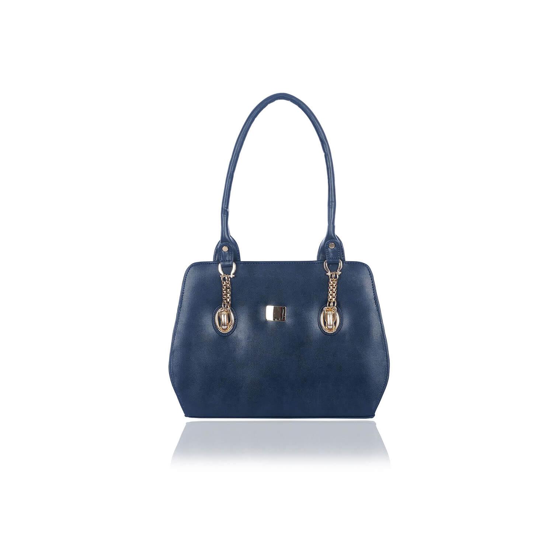 Right Choice RCH258 Trendy Smart Blue Women's Handbag