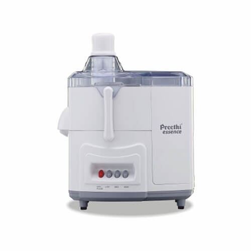Preethi Essence CJ 101 600-Watt Juicer White