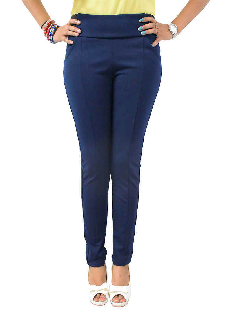 Hosiery Solid Jegging (28)