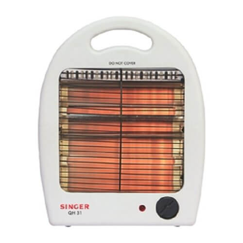 Singer Heat Glow 800 watts Room Heater