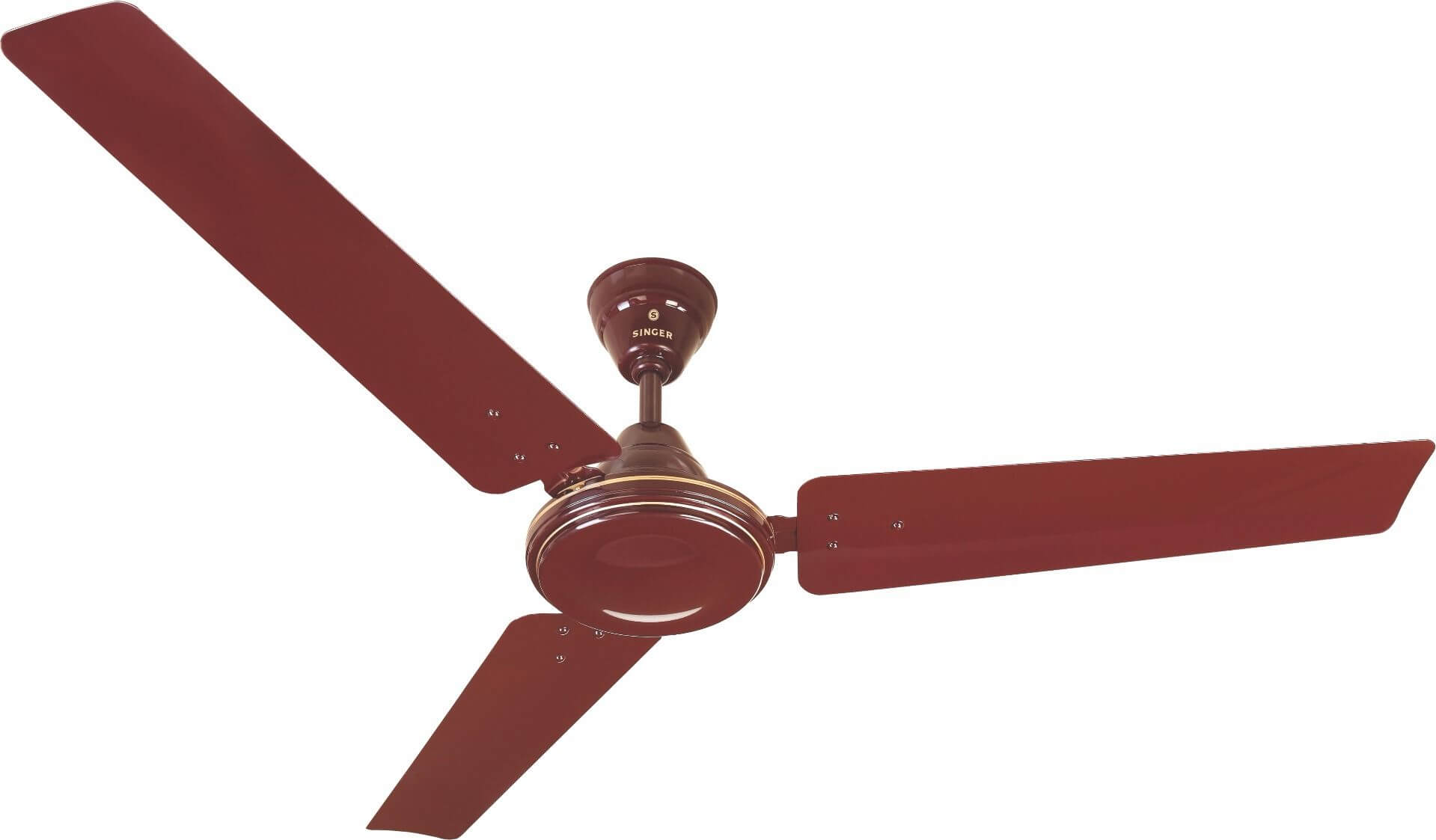 Singer Aerostar Supreme Ceiling Fan (Brown)