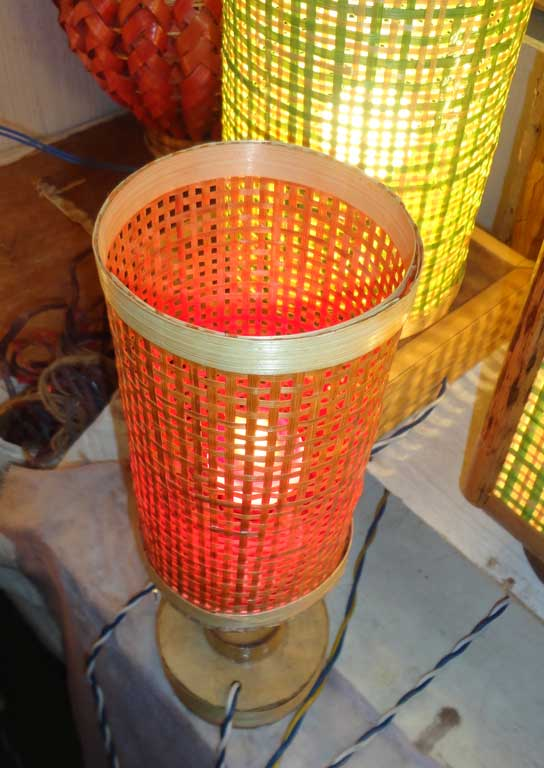 Round Small Stand Lamp(#120)-gallery-2