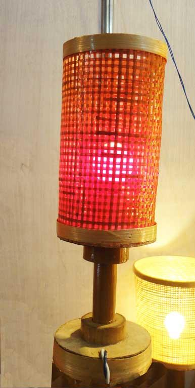 Round Small Stand Lamp(#120)-gallery-0