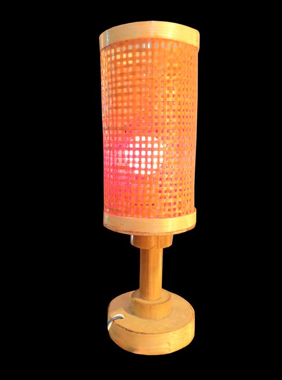 Round Small Stand Lamp(#120)-gallery-1