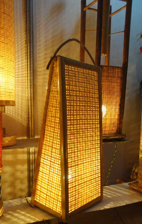 Net Lamp With Handle(#122)-gallery-2
