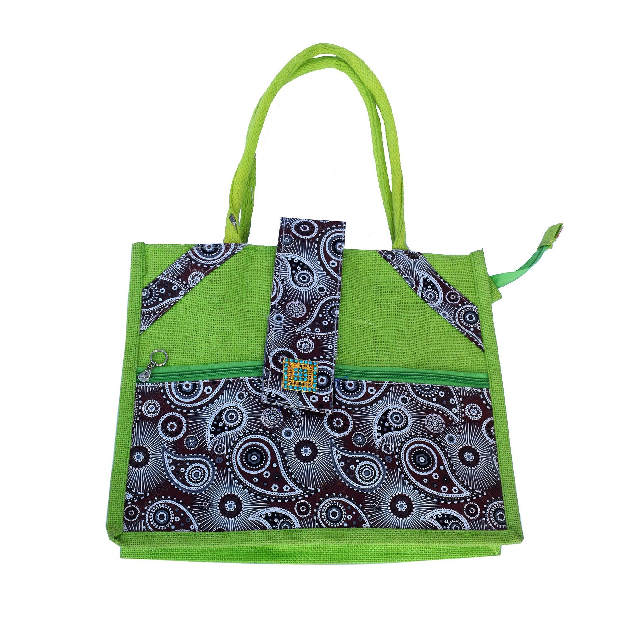 Jute Handbag(#240)-gallery-1
