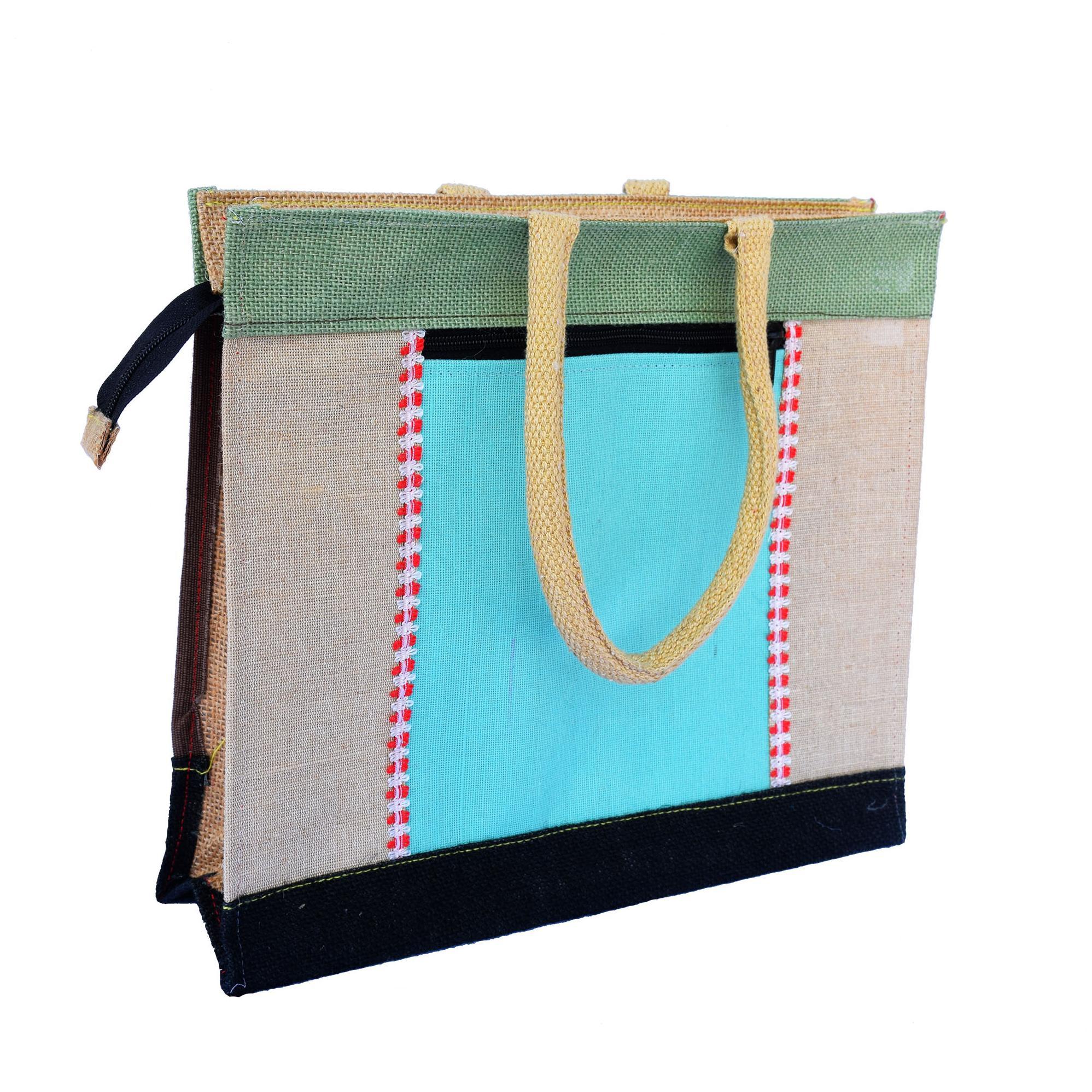 Jute Handbag(#242)-gallery-1