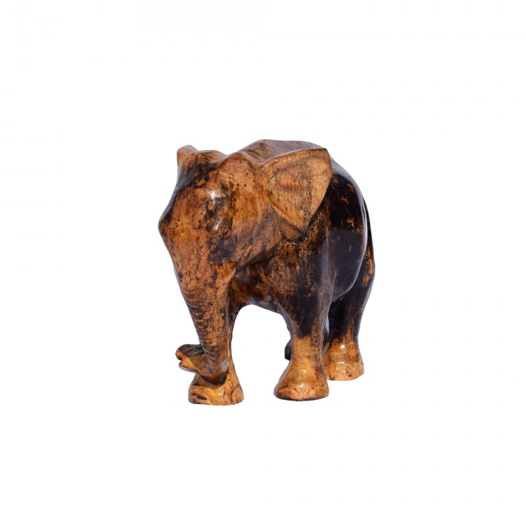 Wooden Elephant(#251)-gallery-0