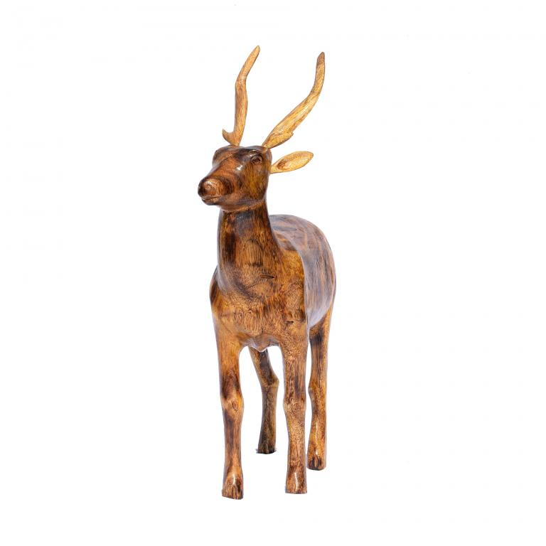 Wooden Deer(#256)-gallery-0