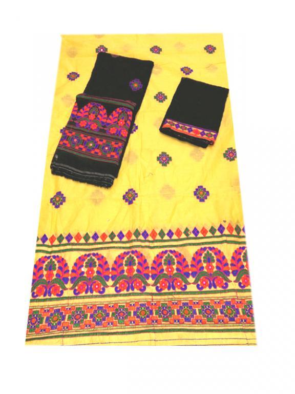 Assamese Mekhela Chador(#316)-gallery-1