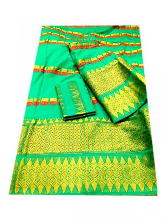 Assamese Mekhela Chador(#320)-gallery-0