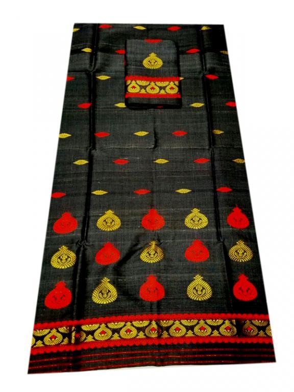 Assamese Mekhela Chador(#329)-gallery-1