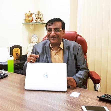 Mr. Jignesh Acharya