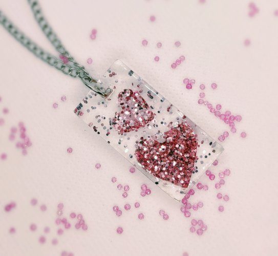Cute Hearts Pendant