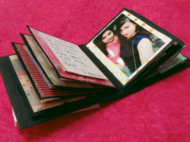 Mini Album (palm size)