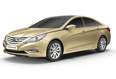 Hyundai Sonata Transform CNG