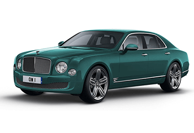 Bentley Mulsanne Petrol