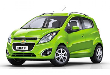 Chevrolet Beat CNG