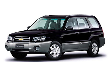 Chevrolet Forester CNG