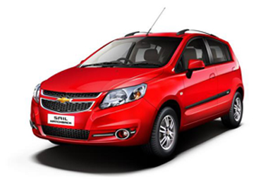 Chevrolet Sail Hatchback CNG