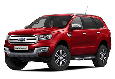 Ford Endeavour Diesel