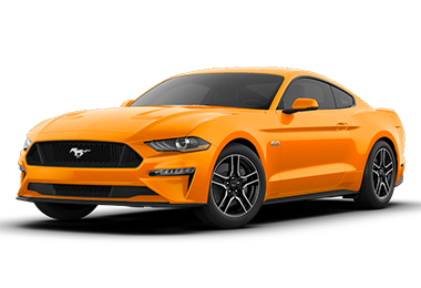 Ford Mustang Petrol