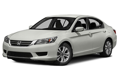 Honda Accord CNG
