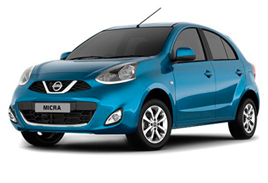Nissan Micra CNG