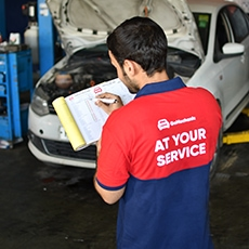 Car Car Inspection / Diagnostics