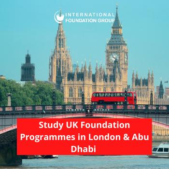 Foundation Programmes in London & Abu Dhabi