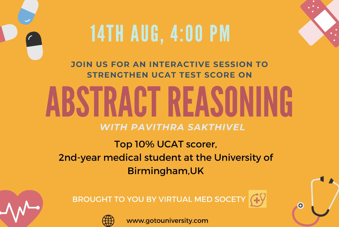 Strengthen your UCAT Score
