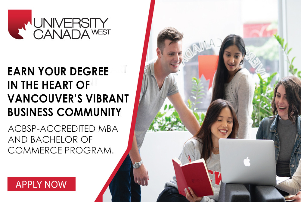 Study in UCW | MBA & Bachelor of Commerce