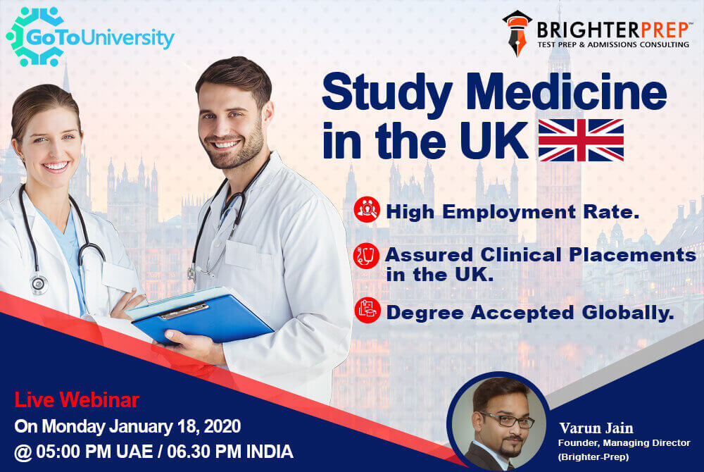 Why Study Medicine in the UK