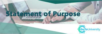 Tips to Write a Good Statement of Purpose