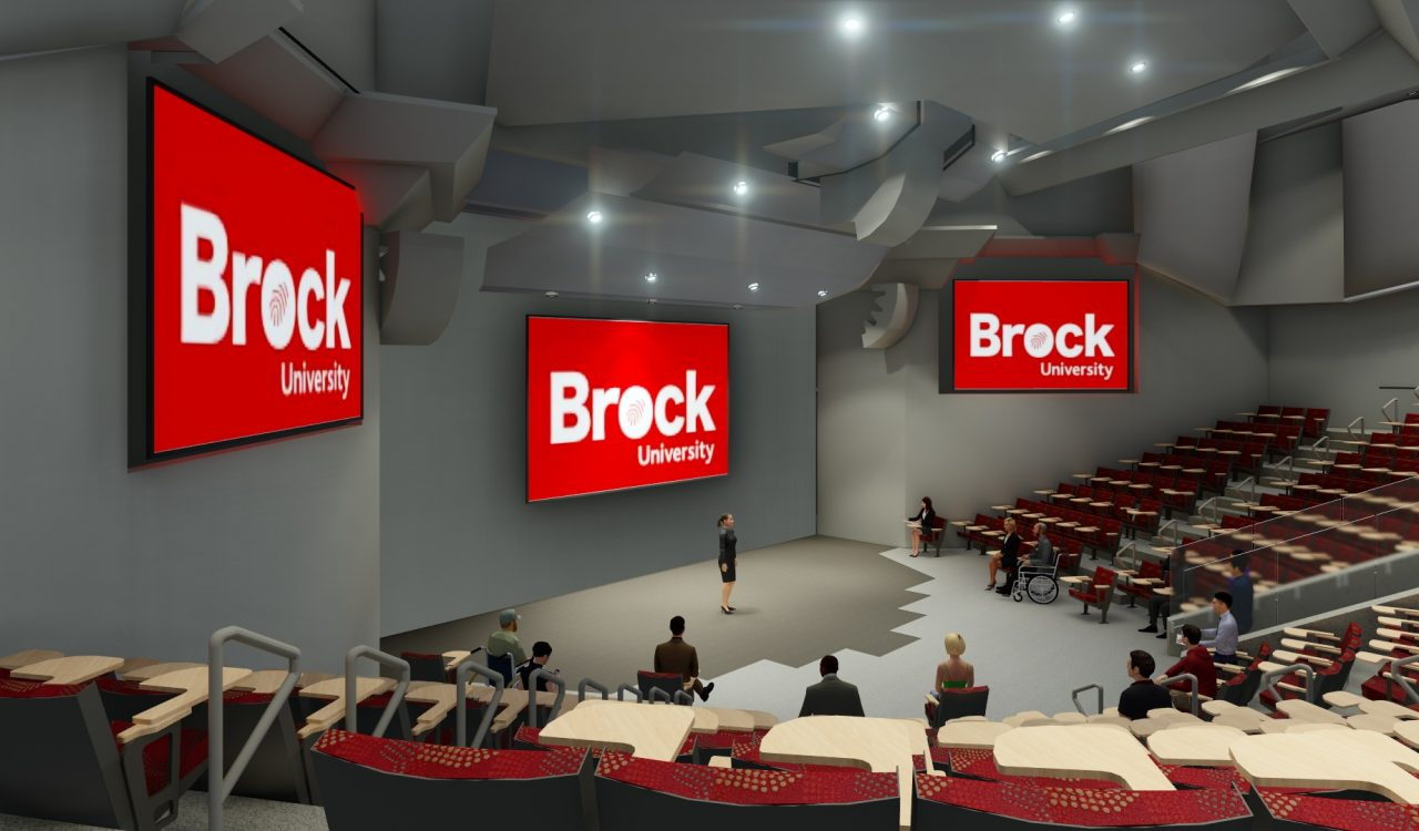 Brock University ranking, scholarship programs
