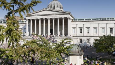 Top Universities in Europe   University College London