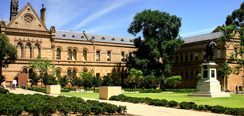 University of Adelaide, Top University in Adelaide