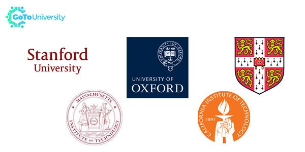 World top 100 universities to study