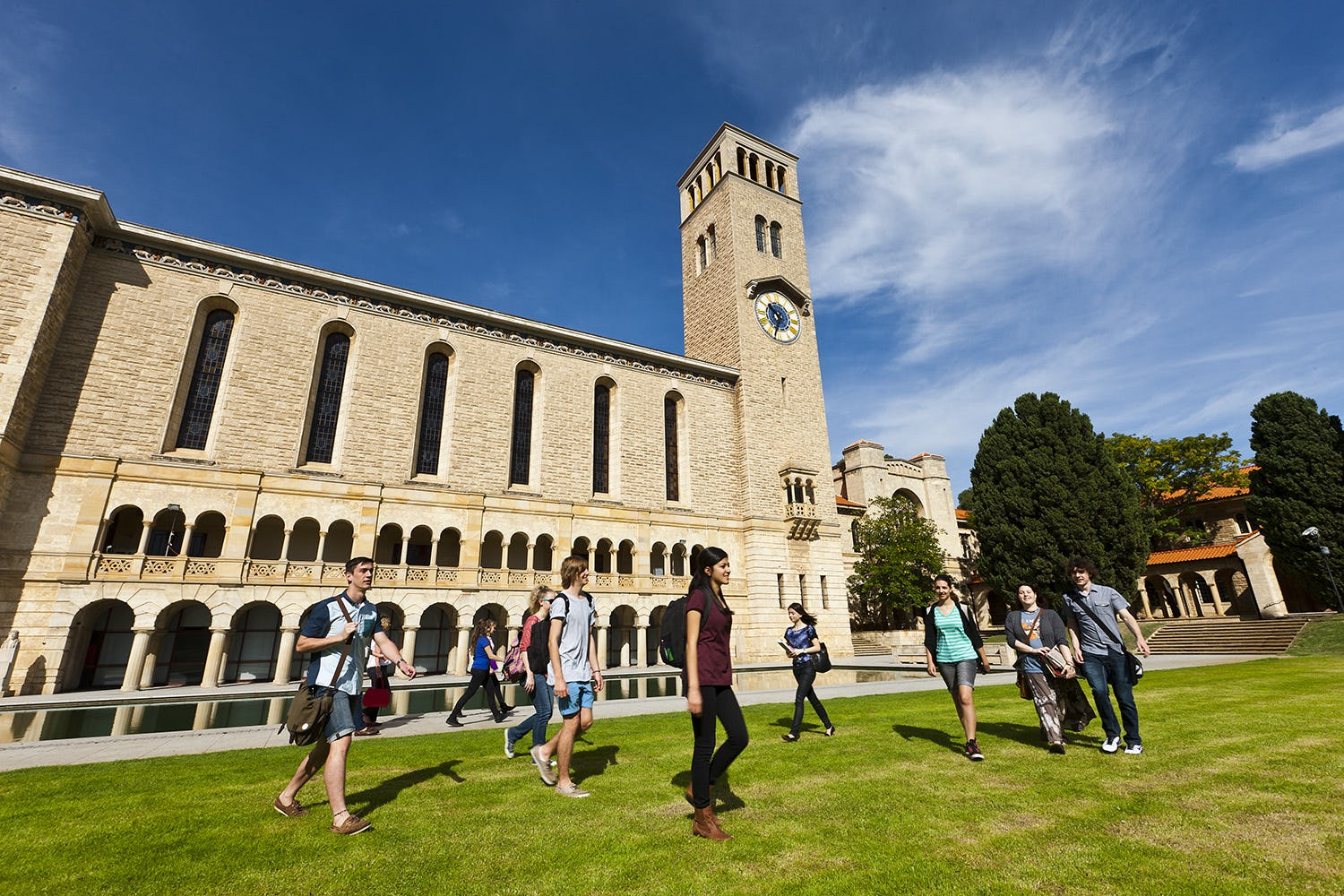 University of Western Australia, Top University in Western Australia