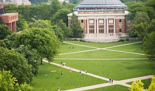 University of Illinois Urbana Champaign Programs