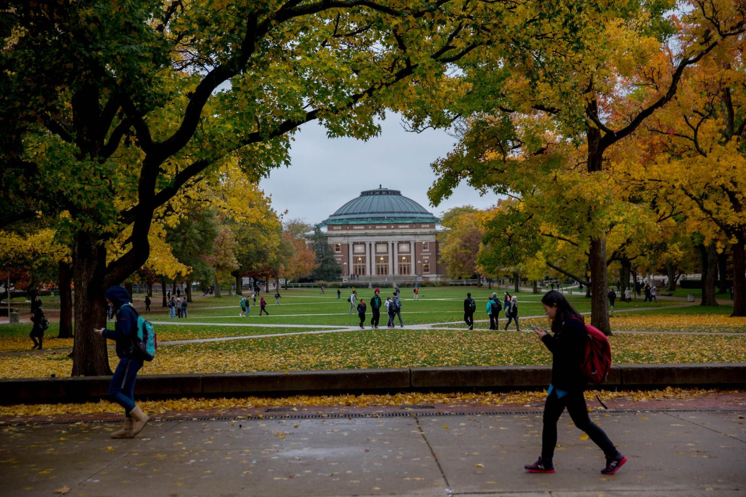 University of Illinois Urbana Champaign Ranking