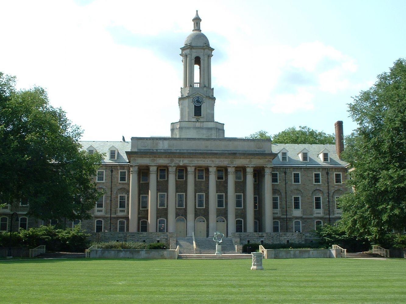 Pennsylvania State University University Park Programs