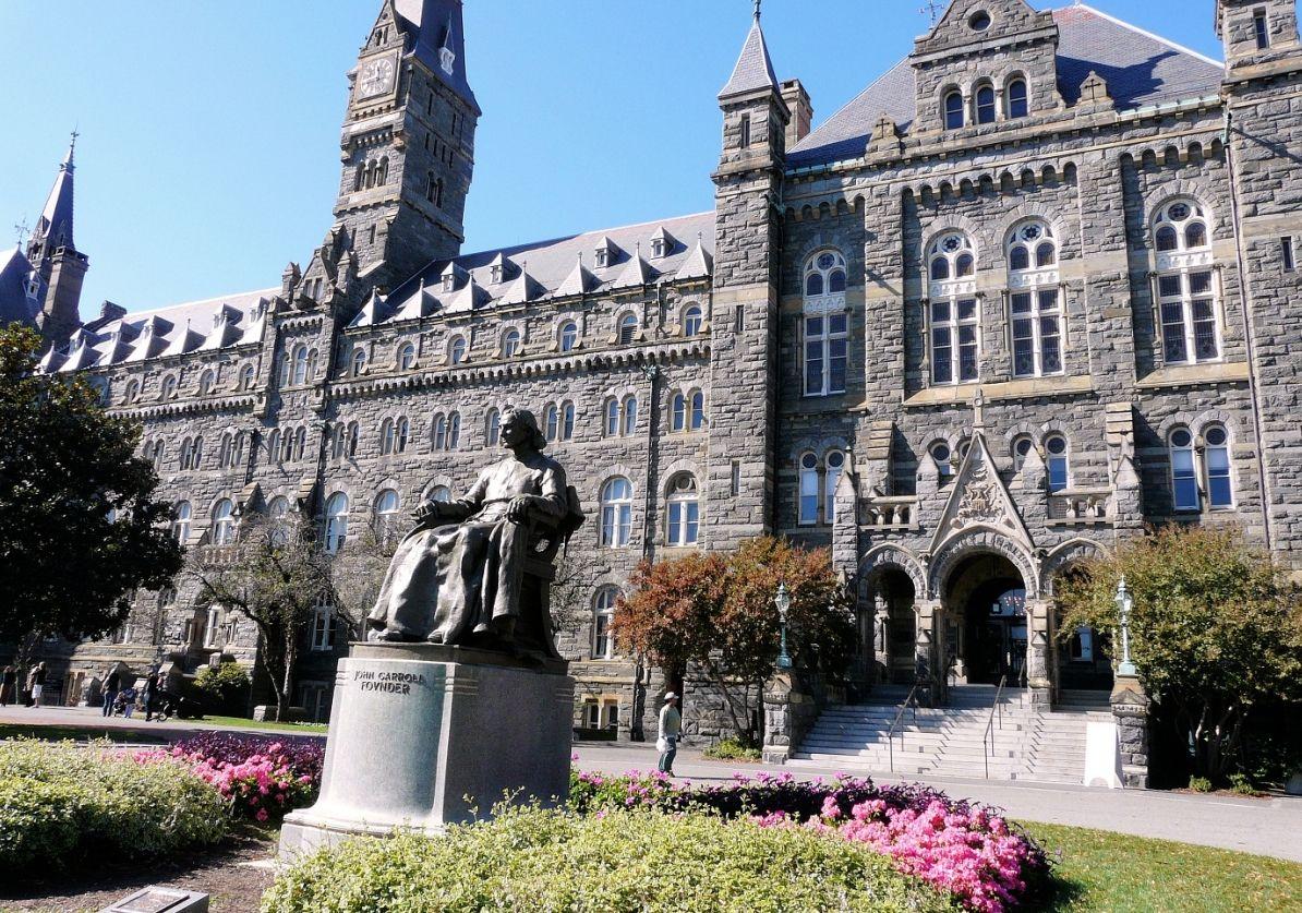 George Washington University Ranking
